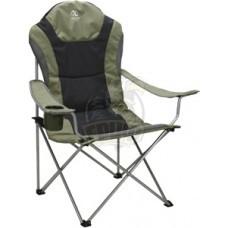 Стул (кресло) туристический складной с подстаканниками Fora