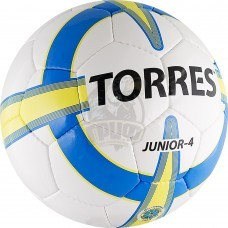 Мяч футбольный тренировочный Torres Junior-4 №4