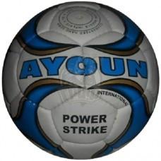 Мяч футбольный любительский Ayoun Power Strike №5