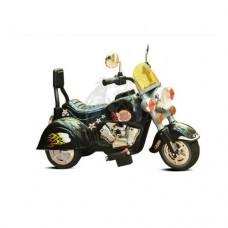 Электромотоцикл Sundays Harley Davidson (черный)