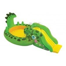 Водный игровой центр Intex Крокодил
