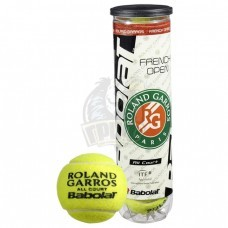 Мячи теннисные Babolat RG French Open All Court (4 мяча в тубе)