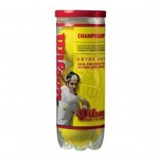 Мячи теннисные Wilson Championship (4 мяча в тубе)