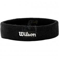 Головная повязка Wilson Headband (черный)