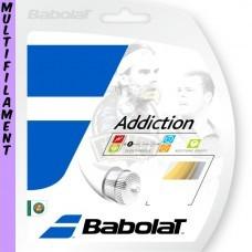 Струна теннисная Babolat Addiction 1.30/12 м (натуральный)