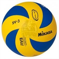 Мяч волейбольный тренировочный Mikasa SV-3 School