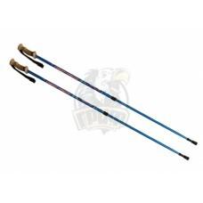 Палки для скандинавской ходьбы телескопические Sport Elite 86-135 см