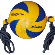 Мяч волейбольный тренировочный Mikasa MVA300ATTR