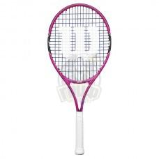 Ракетка теннисная Wilson Burn Pink 25