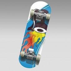 Скейтборд Maxcity Mini-Board Hot Wheels