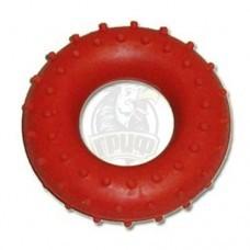 Эспандер кистевой кольцо с шипами 20 кг