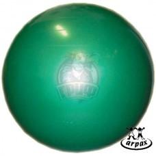 Мяч гимнастический (фитбол) Arpax 75 см с системой антивзрыв (зеленый)