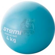 Мяч с утяжелением Atemi 4.0 кг