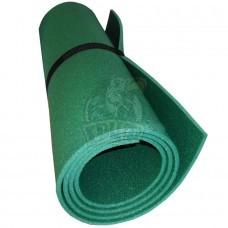 Коврик однослойный Экофлекс 12 мм (темно-зеленый)