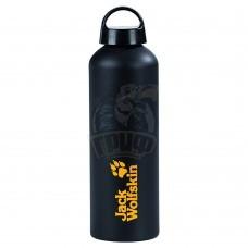 Бутылка для воды Jack Wolfskin Wolf Bottle Grip 0,75 л (черный)