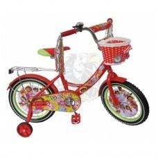 Велосипед детский Amigo Даша путешественница 16 (от 4-х лет)