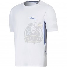 Джемпер спортивный мужской Babolat Crew Neck Perf Men (белый)