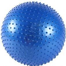 Мяч гимнастический (фитбол) массажный Libera 65 см