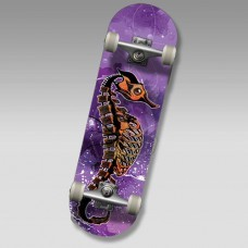 Скейтборд Спортивная Коллекция Mini-Board Seahorse Jr
