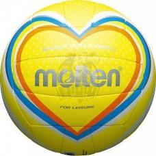 Мяч для пляжного волейбола любительский Molten V5B1501-Y