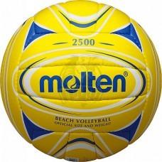 Мяч для пляжного волейбола любительский Molten V5B2500-YB