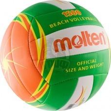 Мяч для пляжного волейбола любительский Molten V5M1500-LO