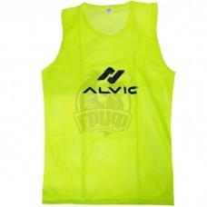 Манишка тренировочная Alvic (лимонный)