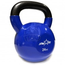 Гиря виниловая Starfit 24 кг