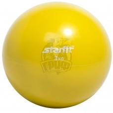 Медбол Starfit 3.0 кг