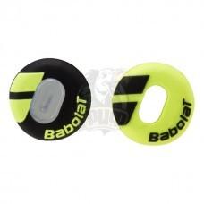 Виброгаситель Babolat Custom Damp x2 (черный, желтый)