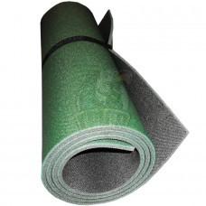 Коврик двухслойный Экофлекс 8 мм (зеленый/антрацит)