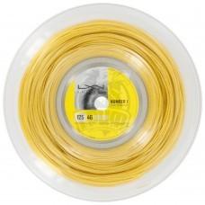 Струна теннисная Luxilon 4G 1.30/12 м (золотой)