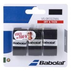 Обмотка для теннисной ракетки Babolat VS Grip Original (черный)