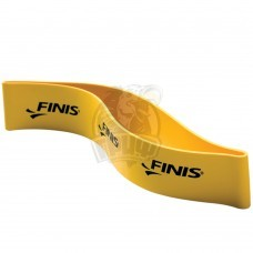 Эластичная лента для ног Finis Pulling Ankle Strap Yellow