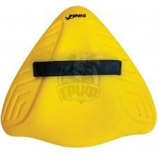 Доска для плавания Finis Alignment Kickboard Yellow