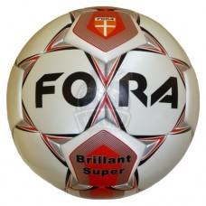 Мяч футбольный любительский Fora Brilliant Super №5