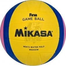 Мяч для водного поло профессиональный Mikasa W6000W FINA №5