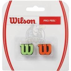 Виброгаситель Wilson Profeel x2 (зеленый/оранжевый)