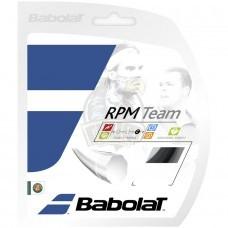 Струна теннисная Babolat RPM Team 1.25/12 м (черный)