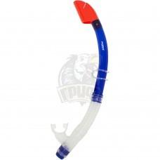 Трубка для плавания взрослая Fora (синий)