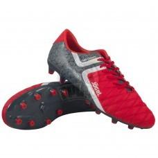 Бутсы футбольные подростковые Jogel Mondo (красный)