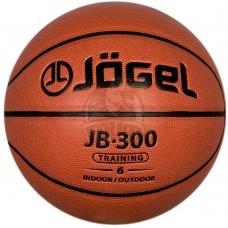Мяч баскетбольный тренировочный Jögel Indoor/Outdoor №6