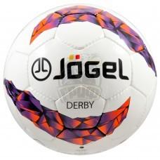 Мяч футбольный тренировочный Jogel Derby №4