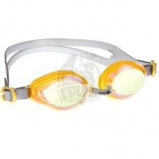 Очки для плавания юниорские Mad Wave Aqua Rainbow Junior (желтый)