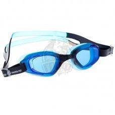 Очки для плавания юниорские Mad Wave Aqua Micra Multi II Junior (синий)