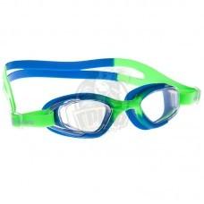 Очки для плавания юниорские Mad Wave Aqua Micra Multi II Junior (зеленый)