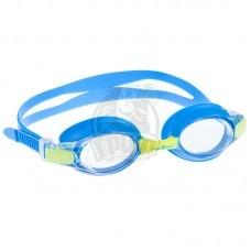 Очки для плавания юниорские Mad Wave Automatic Multi Junior (голубой)