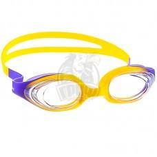 Очки для плавания юниорские Mad Wave Stretchy Junior (фиолетовый)