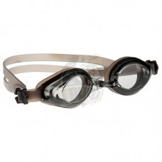 Очки для плавания юниорские Mad Wave Aqua Junior (черный)