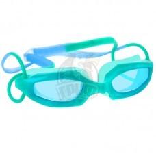 Очки для плавания детские Mad Wave Fruit Baket Kids (зеленый)